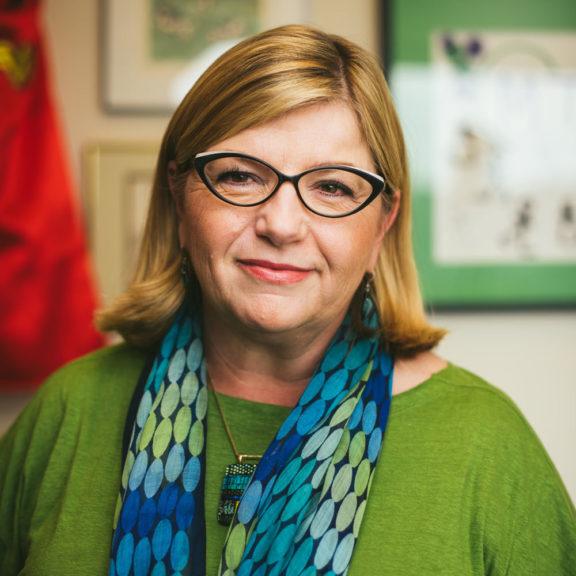 Photo of Sharon Hillier, PhD