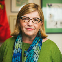 Photo of Sharon Hillier, PhD