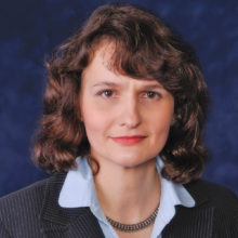 Photo of Anda M. Vlad, MD, PhD