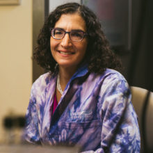 Photo of Judith Yanowitz, PhD