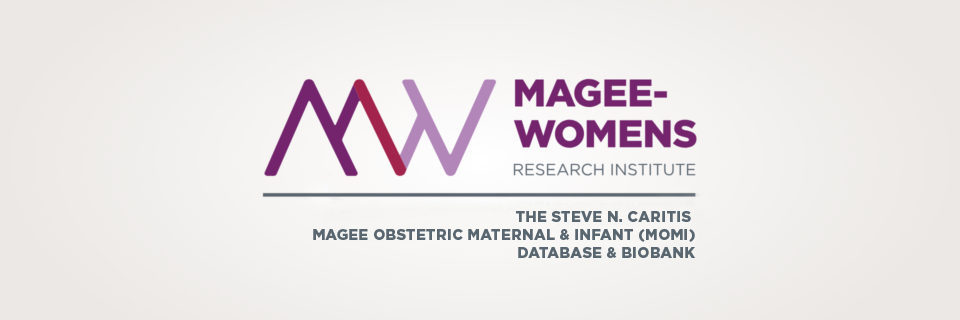 Magee Obstetric Maternal & Infant (MOMI) Database and Biobank Logo