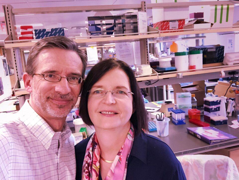 Adrian Lee, PhD & Steffi Oesterreich, PhD